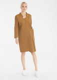Dijon Tuck Pocket Dress