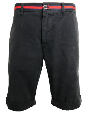 Mason's Chino Short London Summer in Navy