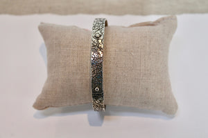 Studio Suzan Sterling Silver Bangle