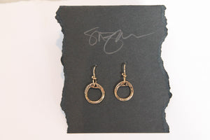 Studio Suzan Gold Earrings