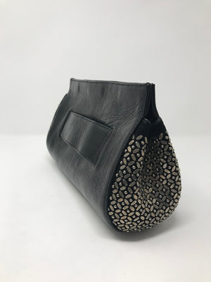 Calleen Cordero Wren Clutch in Black