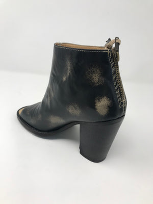 Bed-Stu Open Toe Boot