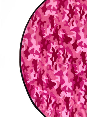 Pink Power - hot pink, light pink cammo let this Venus Mat out a shield between body fluids and your bedding.