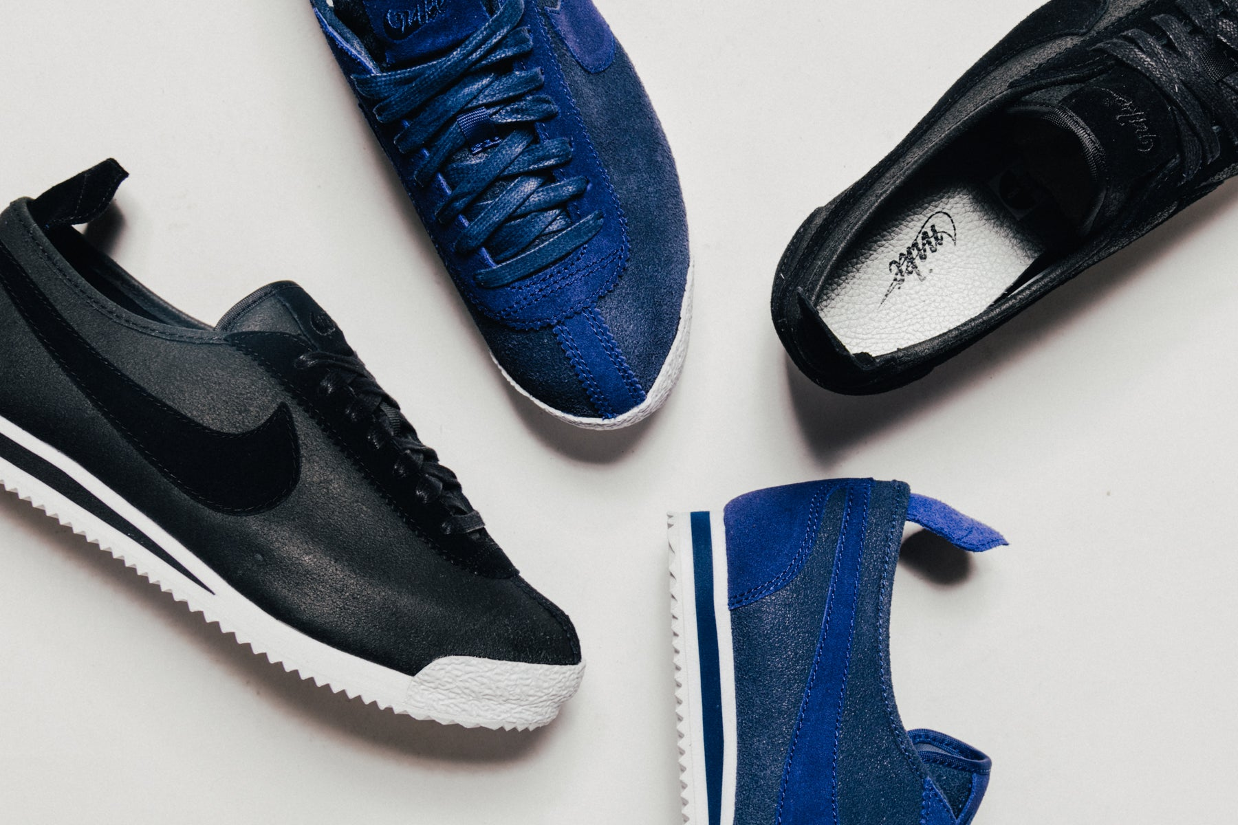 Still making an appearance on shelves since its birth in 1972 this  revolutionary track sneaker originated from track coach Bill Bowerman. The Nike  Cortez ' ...