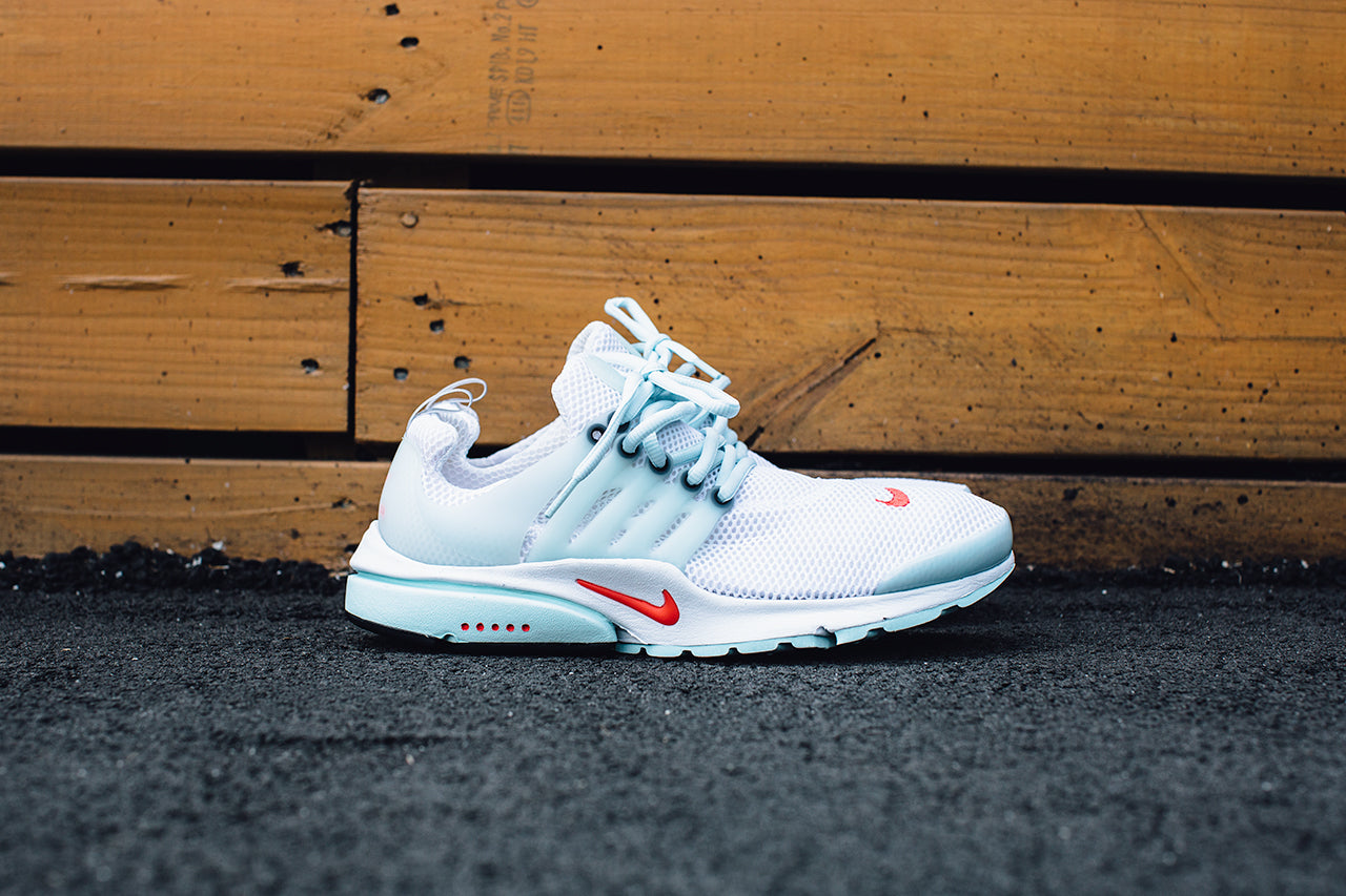 "26e766bceac8 The Nike Air Presto continues its triumphant return this summer with  another one of the famed initial colorways. First there was ""Lightning""  (AKA ""Trouble ..."