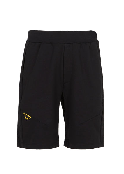 PAPER PLANES: TAILWIND SHORTS [BLACK]