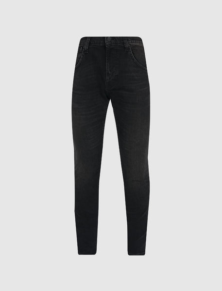 NUDIE JEANS CO.: TIGHT TERRY NIGHTRIDER [BLACK]