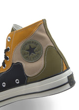 CONVERSE: ARCHIVE CHUCK 70 HI [GREEN/BLACK]
