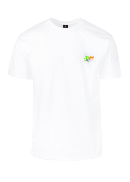 10.DEEP: INHERENT RISK TEE [WHITE] - apb-store