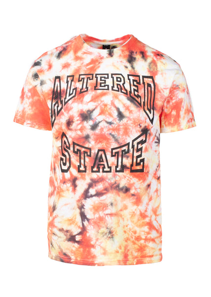 10. DEEP: ALTERED STATE TEE [ORANGE] - apb-store
