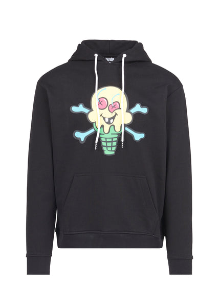ICECREAM: LEMONADE HOODIE [BLACK]