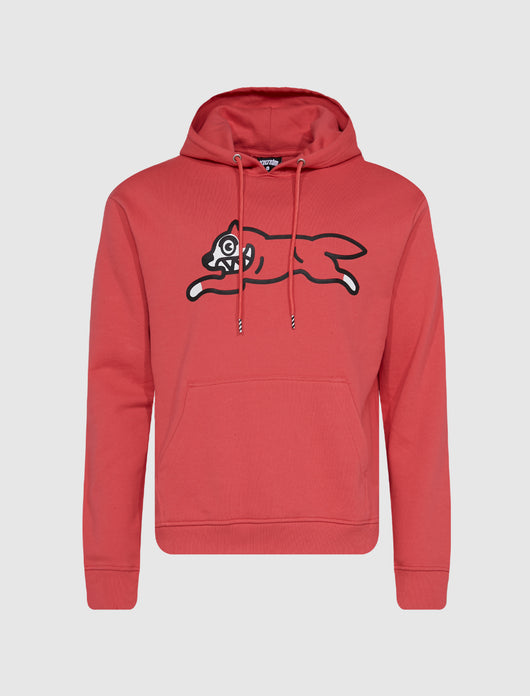 ICECREAM: DOG HOODIE [RED]