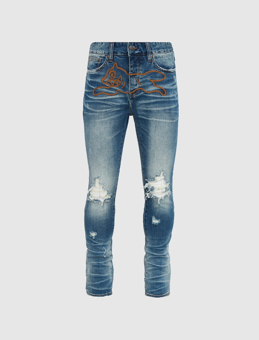 ICECREAM: VINTAGE JEAN [BLUE]
