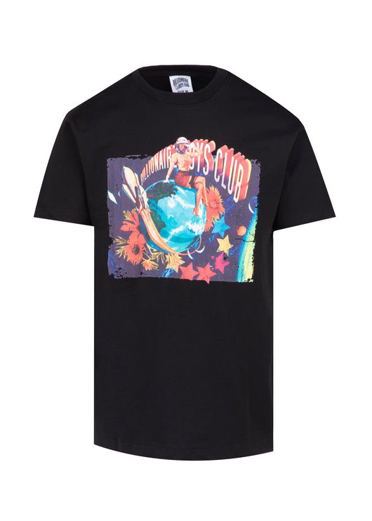 BILLIONAIRE BOYS CLUB: PINUP TEE [BLACK]