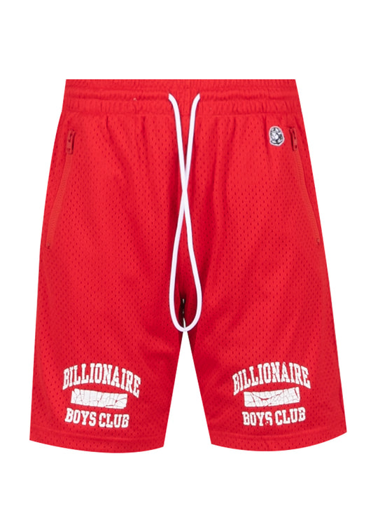 BILLIONAIRE BOYS CLUB: JV SHORT [RED]