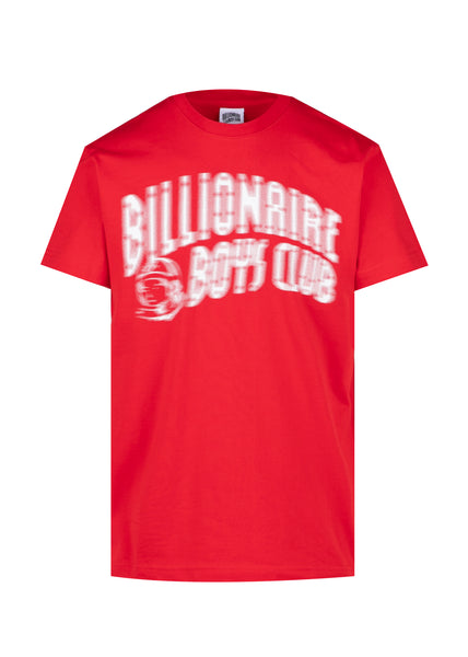 BILLIONAIRE BOYS CLUB: DAZED SS TEE [RED]