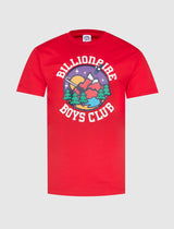 BILLIONAIRE BOYS CLUB: NATURE TEE [RED]