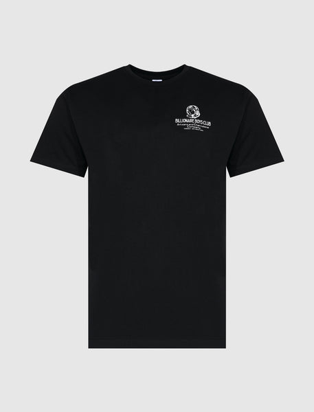 BILLLIONAIRE BOYS CLUB: ARTISAN SS TEE [BLACK]