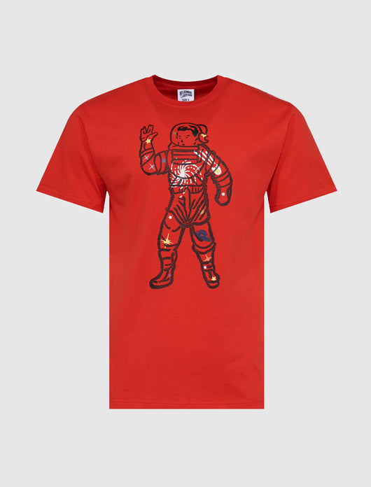 BILLIONAIRE BOYS CLUB: ASTRO SS TEE [RED]