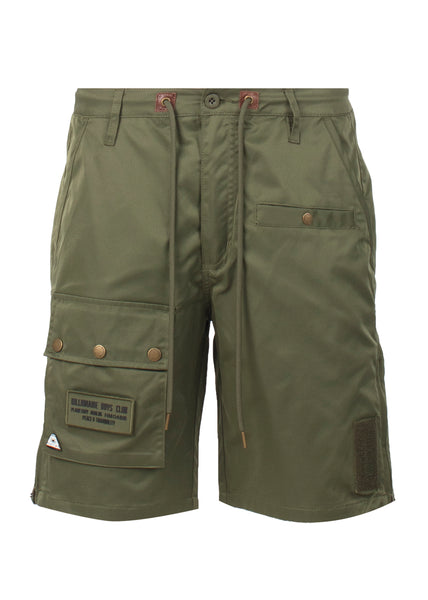 BILLIONAIRE BOYS CLUB:  AVIATOR SHORTS [GREEN] - apb-store