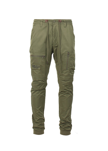 BILLIONAIRE BOYS CLUB: CRATERS PANTS [GREEN] - apb-store