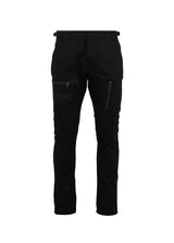 BILLIONAIRE BOYS CLUB: CARGO PANT [BLACK]