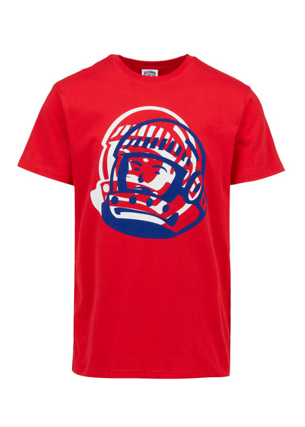 BILLIONAIRE BOYS CLUB: DOUBLED SS TEE [RED]
