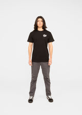 BILLIONAIRE BOYS CLUB: SCRIPT SS TEE [BLACK]