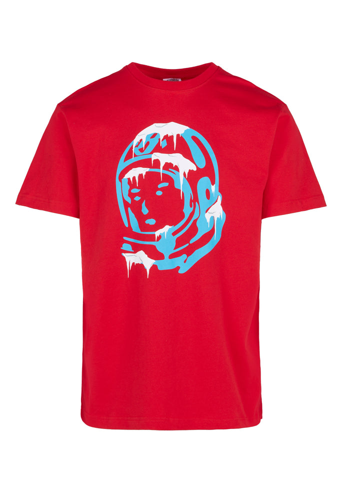 BILLIONAIRE BOYS CLUB: AVALANCHE HELMET TEE [RED]
