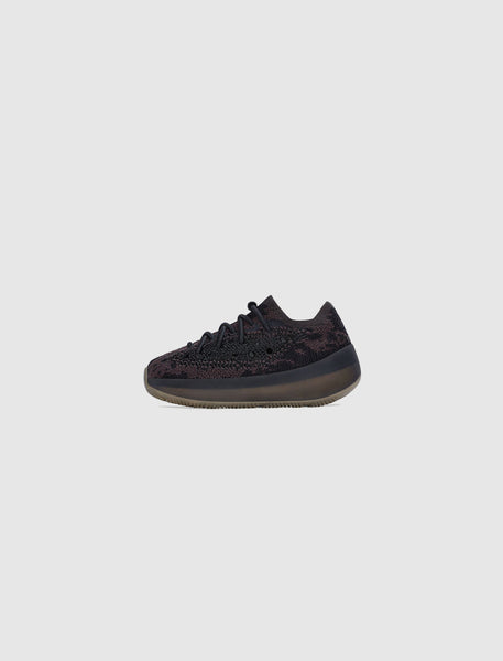ADIDAS: YEEZY 380 ONYX INFANTS [BLACK]