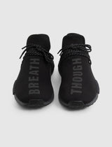 "PHARRELL HU NMD ""TRIPLE BLACK"""