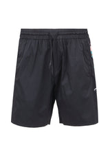BORN X RAISED: MATADOR SHORTS [BLACK]