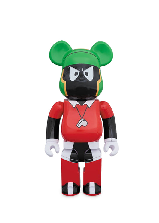 MEDICOM: BEARBRICK 1000% MARVIN [RED]