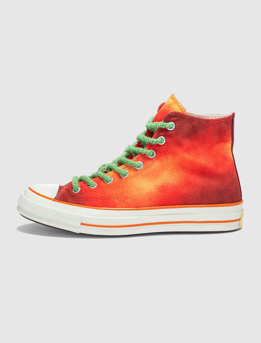 CONVERSE: CONCEPTS CHUCK 70 HI [RED]