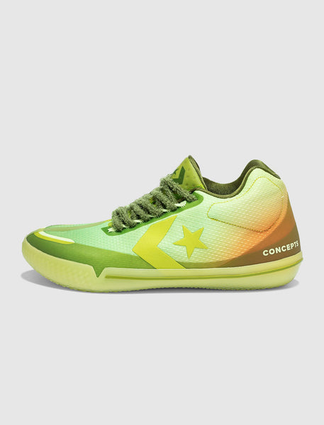 CONVERSE: CONCEPTS ALL STAR BB EVO [GREEN]