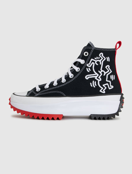 KEITH HARING RUN STAR HIKE
