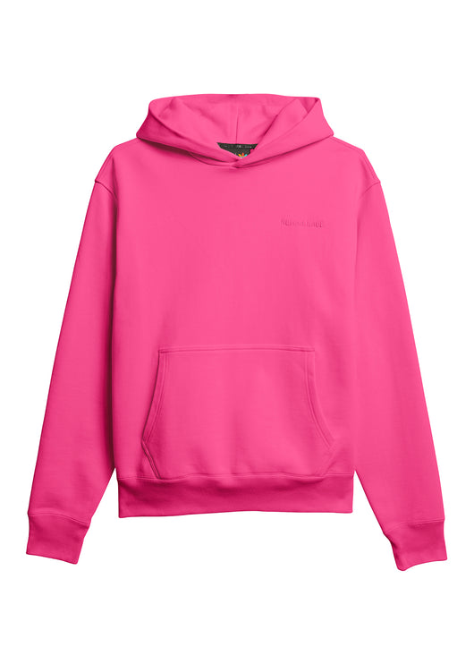 ADIDAS X PHARRELL WILLIAMS: BASICS HOODIE [PINK]