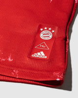 PHARRELL WILLIAMS X ADIDAS: FC BAYERN JERSEY [RED]