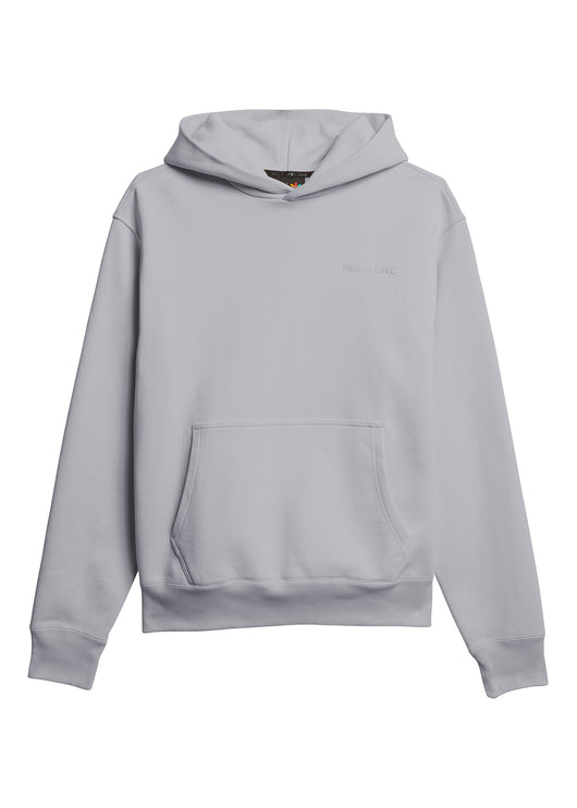 ADIDAS X PHARRELL WILLIAMS: BASICS HOODIE [GREY]