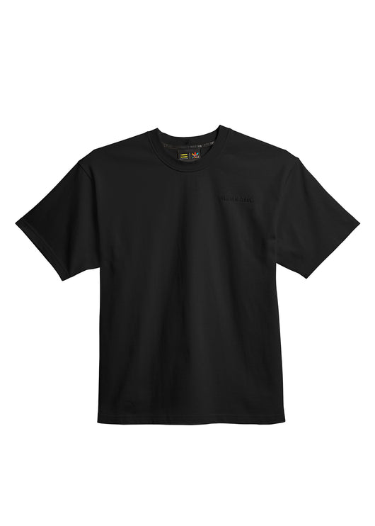 ADIDAS X PHARRELL WILLIAMS: BASICS TEE [BLACK]