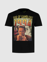 RAW EMOTIONS: GAMBLERS RETURN TEE [BLACK]