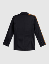 IVY PARK: 2.2 SUIT JACKET [BLACK]