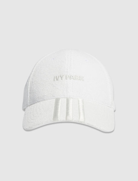 ADIDAS X IVY PARK 3: BACKLESS CAP [WHITE]