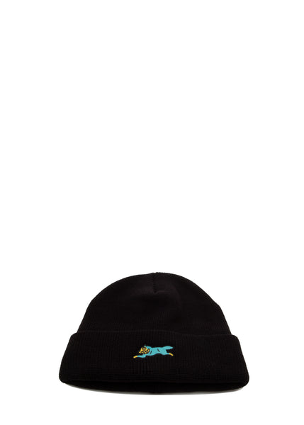 ICECREAM: ERA KNIT HAT [BLACK]