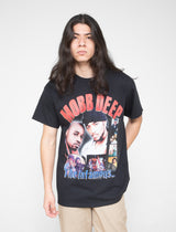 HOMAGE: MOBB DEEP TEE [BLACK]