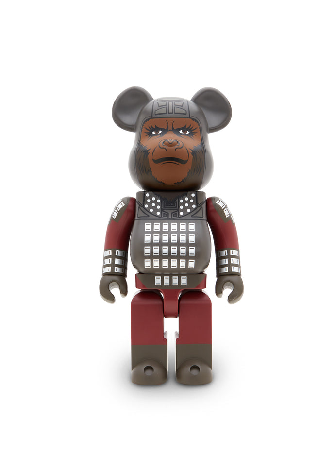 MEDICOM: BEARBRICK 400% GENERAL URSUS [BLACK]