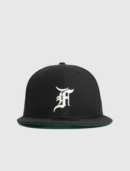 NEW ERA: FOG CAP [BLACK]