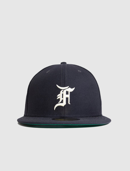 NEW ERA: FOG CAP [NAVY]