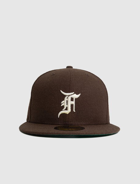 NEW ERA: FOG CAP [WALNUT]