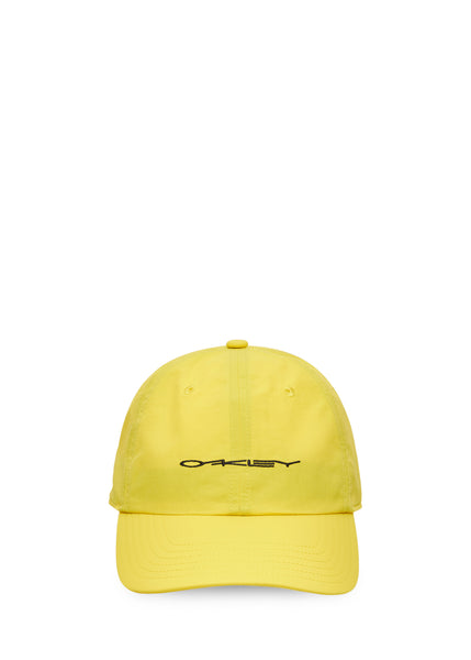 OAKLEY: 6 PANEL RACING HAT [YELLOW]